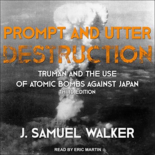 Prompt and Utter Destruction cover art