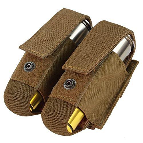 Condor 40mm Double Grenade Pouch Coyote, Coyote