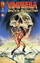 VAMPIRELLA DEATH & DESTRUCTION (1996 Harris) 3 Joe Jusko Cover