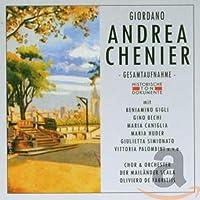 Giordano:Andrea Chenier