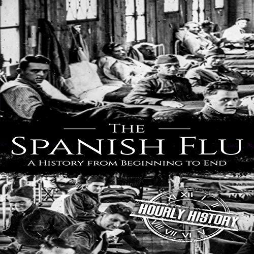 The Spanish Flu audiobook cover art