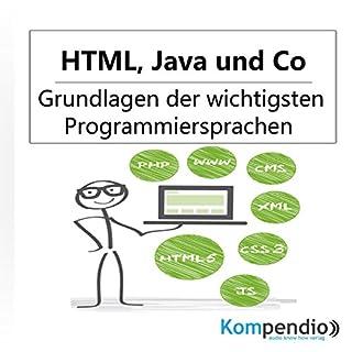 HTML, Java und Co. Titelbild