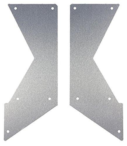AMF Racing Axial Wraith Aluminum Half Side Panel Set