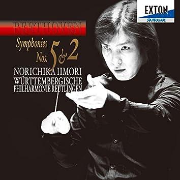 Beethoven: Symphonies No. 5 & No. 2