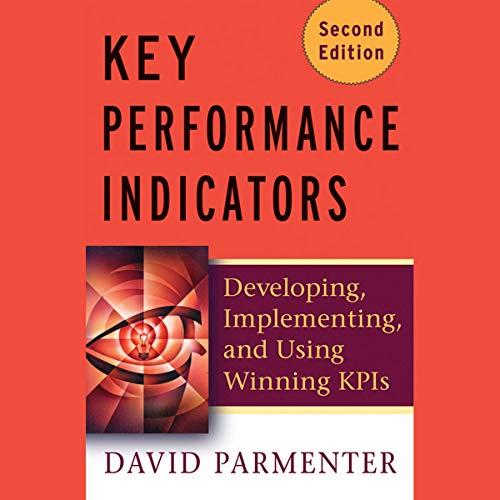 Key Performance Indicators (KPI) audiobook cover art