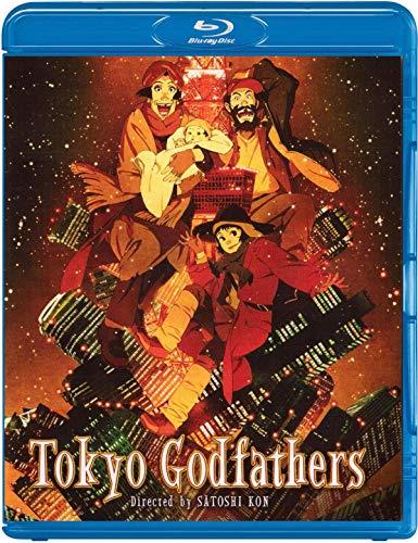 Tokyo Godfathers (2003) (Region Free) [Blu-ray]