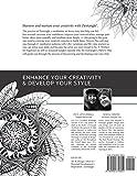 Zoom IMG-1 pattern play a zentangle creativity