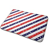 Barbershop Equipment Flag Doormat Non-Slip House Garden Gate Carpet Door Mat Floor Pads 15.8' X 23.6'