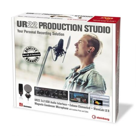 UR22 Production Studio - Interface Bundle - BUNDLE