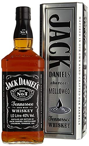 Jack Daniel's Bourbon Whiskey (1 x 1 l)