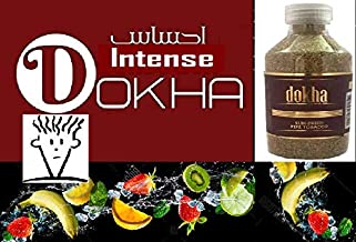 Hot Herbal Medwakh Dokha Intense Natural Green Blend with Fruit Flavors,Wholesale Price-30gm (Orange)