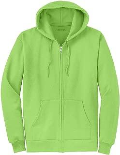 Full Zipper Hoodies - Hooded Sweatshirts in 28 Colors. Sizes S-5XL