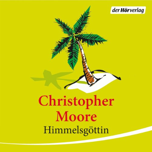 Himmelsgöttin audiobook cover art