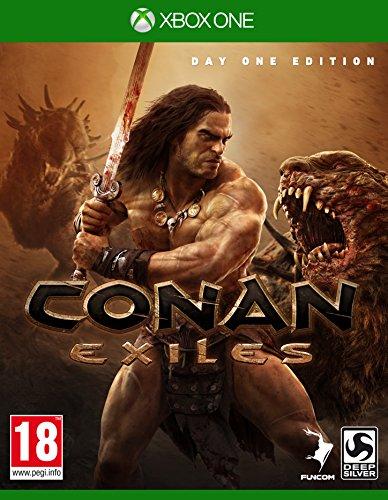 Conan Exiles: Day One Edition - Xbox One [Importación inglesa]