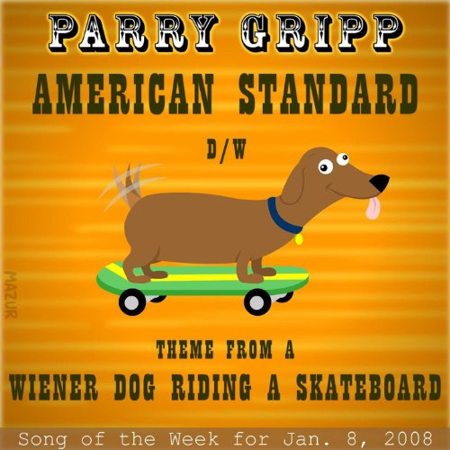 Theme from a Wiener Dog Riding a Skateboard