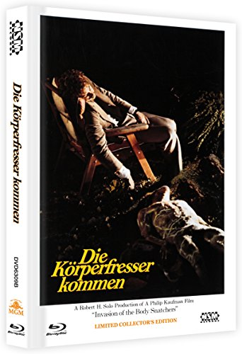 Die Körperfresser kommen [Blu-ray] [Limited Collector's Edition]
