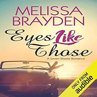 Eyes Like Those     A Seven Shores Romance              Written by:                                                                                                                                 Melissa Brayden                               Narrated by:                                                                                                                                 Melissa Sternenberg                      Length: 9 hrs and 9 mins     12 ratings     Overall 4.8