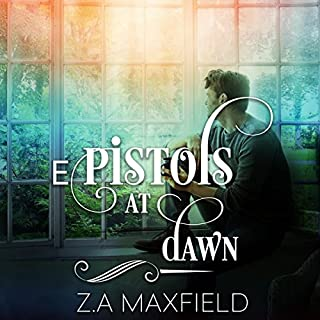 ePistols at Dawn audiobook cover art