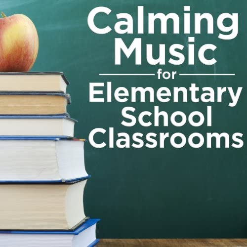 Calming Music for Elementary School Classrooms product image