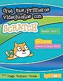 Crea tus primeros videojuegos con Scratch