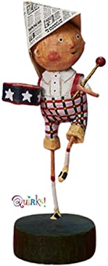 Kinks & Quirks Little Patriotic Boy Lori Mitchell Collectible Figurine