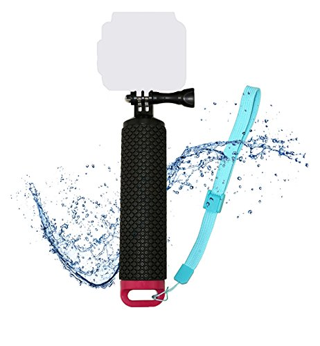Ourlife Floating Stick Pole, Diving Sports Monopod for All Kinds of Sports Camera[ Inside Body Hollow]