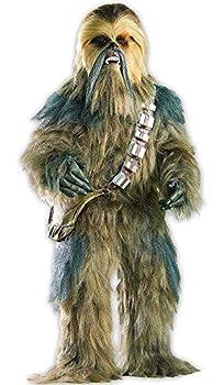Rubie s Adult Star Wars Supreme Edition Costume Chewbacca Standard