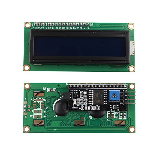 Amazon.co.uk - I2C LCD 16x2