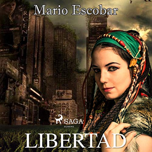 Diseño de la portada del título Libertad