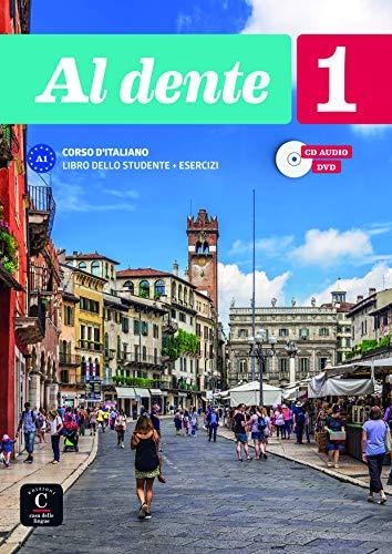 AL DENTE 1 LIBRO DELLO STUDENTE ESERCIZI PREMIUM A2 (ITALIEN NIVEAU)