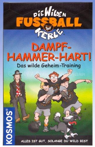 Kosmos Spiel Die Wilden Kerle Dampf-Hammer-Hart! (DLB10/ALC9)