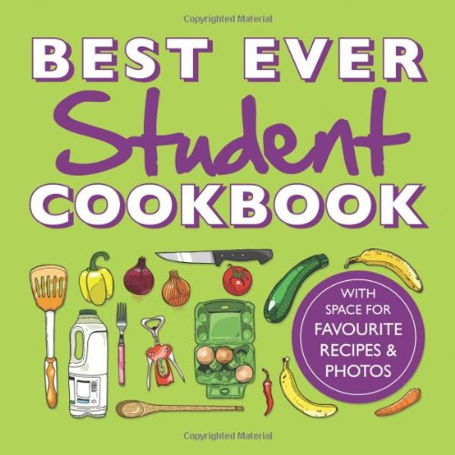 Best Ever Student Cookbook