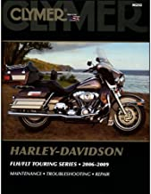 Clymer M252 Maintance / Troubleshooting / Repair Manual for Harley 06-09 FLH FLT (M252)