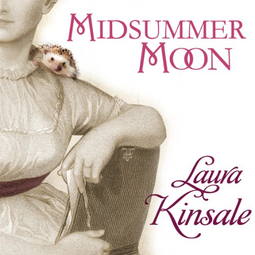 Midsummer Moon audiobook cover art