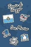 Diario di Viaggio San Marino: Diario di viaggio da compilare   106 pagine, 15,24 cm x 22,86 cm   Per accompagnarvi durante il vostro soggiorno