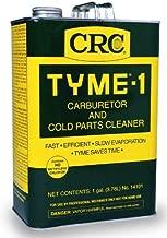 CRC 14101 Tyme Carburetor & Cold Parts Cleaner, 1 Gal