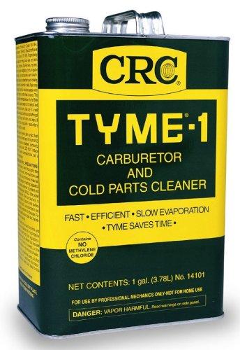 CRC 14101 Tyme Carburetor & Cold Parts Cleaner