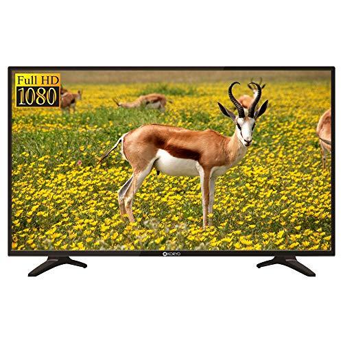 Koryo 109 cm (43 Inches) Full HD LED TV KLE43FNFLF72T (Black) (2019 Model)