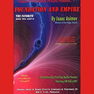 Foundation and Empire, Book 2, Part 2 audiobook cover art