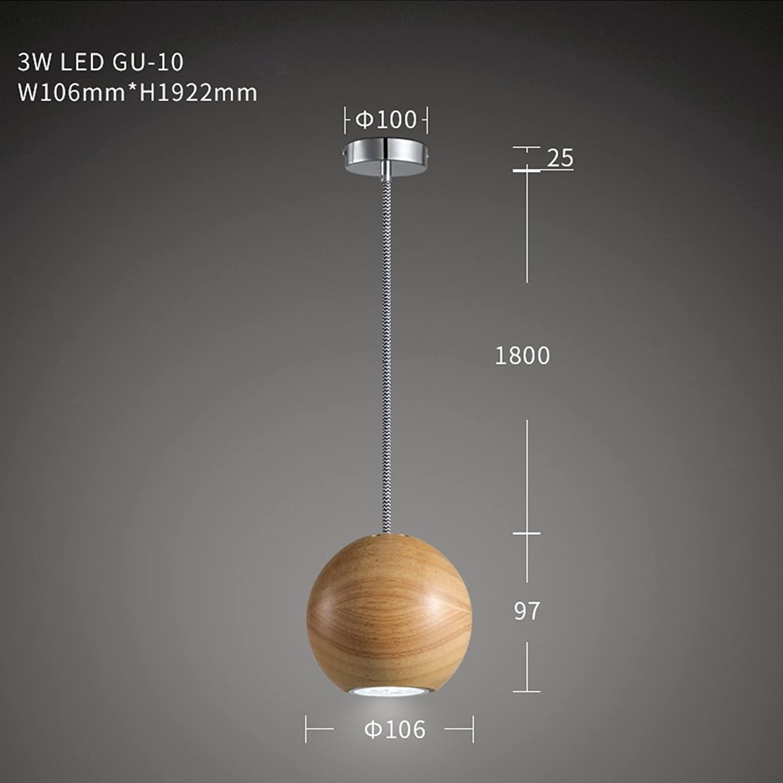 LXSEHN Modernes, Kreatives Handwerk LED-Tannenzapfen Massivholz Kronleuchter Scheinwerfer (farbe   Weies Licht-B)