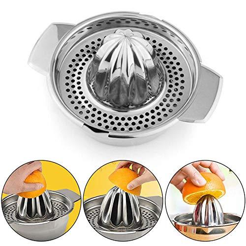 Klinkamz Stainless Steel Citrus Lemon Orange Squeezer Juicer Hand Manual Press Kitchen Tool