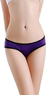 EVBEA Women's Open Crotch Panties Hipster Underwear Cage Knickers Sexy Crotchless Underwear with Bow