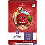 Purina ONE Senior Dog Food, SmartBlend Vibrant Maturity Adult 7+ Formula - 31.1 lb. Bag