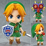 Figura De Material De PVC Modelo de Personaje Gsc Clay 553 The Legend of Zelda Magic Mask Linkpvc An...