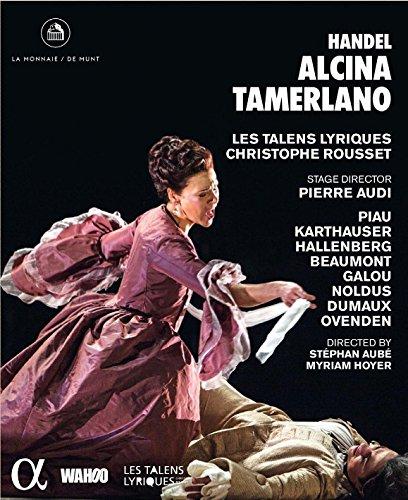 Haendel :  Alcina & Tamerlano/ Rousset