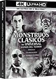 Monstruos Clásicos Universal Pack (4K UHD + Blu-ray) [Blu-ray]