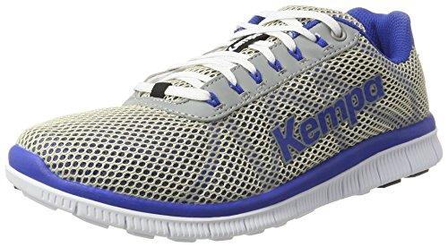 Kempa Herren K-Float Sneakers, Grau (08), 40.5 EU