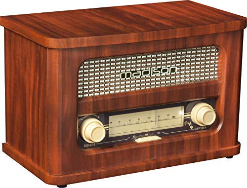 Radios Antiguas Autenticas Marca Madison