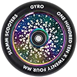 Slamm Scooters Neochrome Gyro Hollow Core Roller, Unisex,...