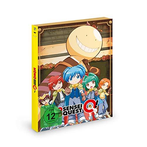 Koro Sensei Quest - Gesamtausgabe - [DVD]